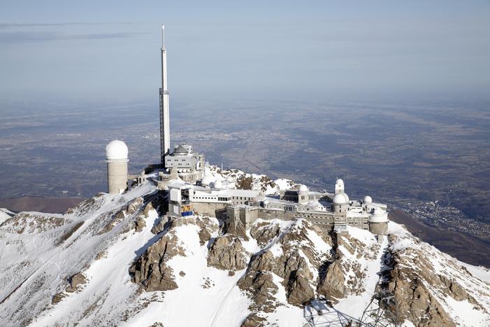 Journées du patrimoine 2019 - Visite guidée des coupoles de l'Observatoire du Pic du Midi