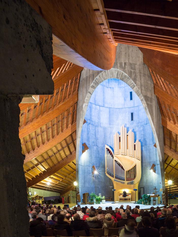 Journées du patrimoine 2020 - Visites guidées de l'église Notre-Dame des Neiges (Alpe d'Huez)