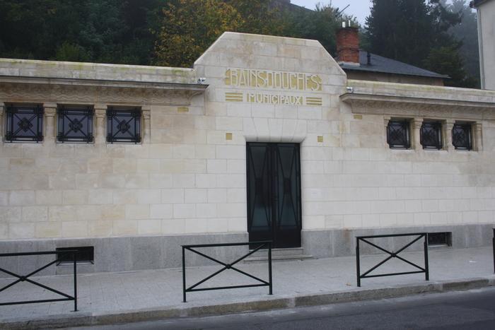 Journées du patrimoine 2020 - BAINS DOUCHES MUNICIPAUX LAVALLOIS