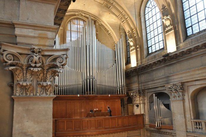 Journées du patrimoine 2019 - Marathon des orgues de Paris