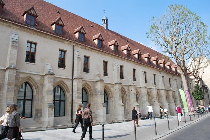 Journées du patrimoine 2020 - Découverte du Collège des Bernardins