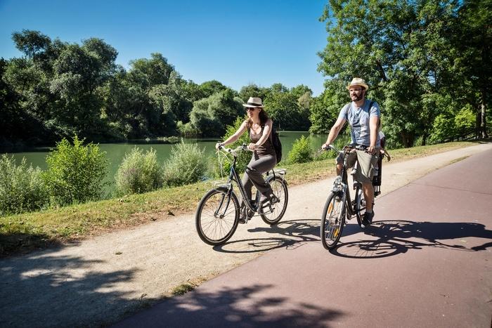 Grande balade vélo : Entre Marne et Seine