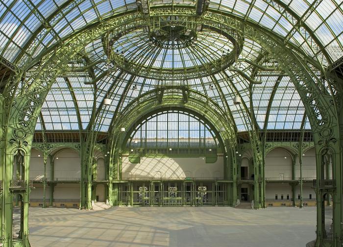 Journées du patrimoine 2019 - REPORTÉ - Visite de la nef du Grand Palais