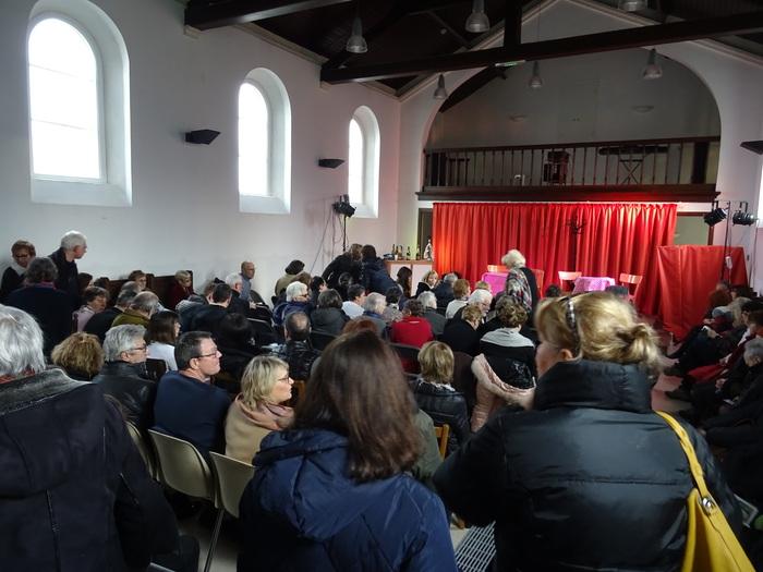 Journées du patrimoine 2020 - Découverte de l'ancienne chapelle, transformée en centre socio-culturel