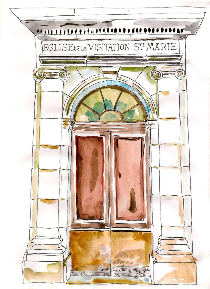 Journées du patrimoine 2019 - Taille de la pierre à Grasse