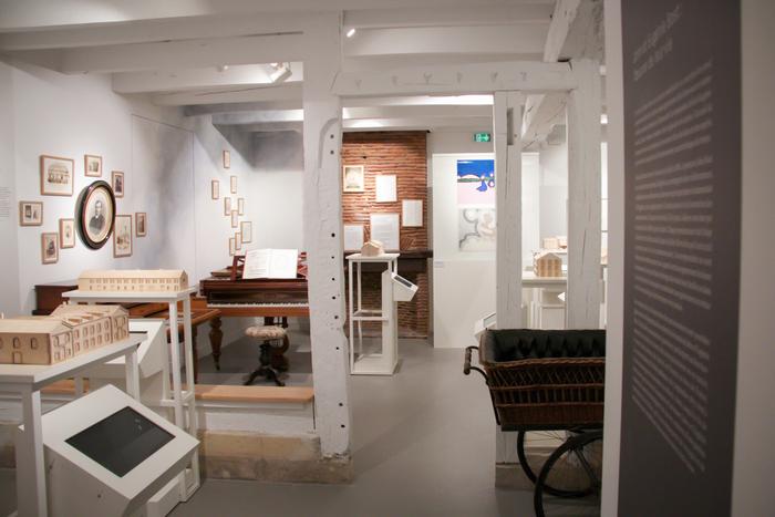 Nuit des musées 2019 -Visite des expositions