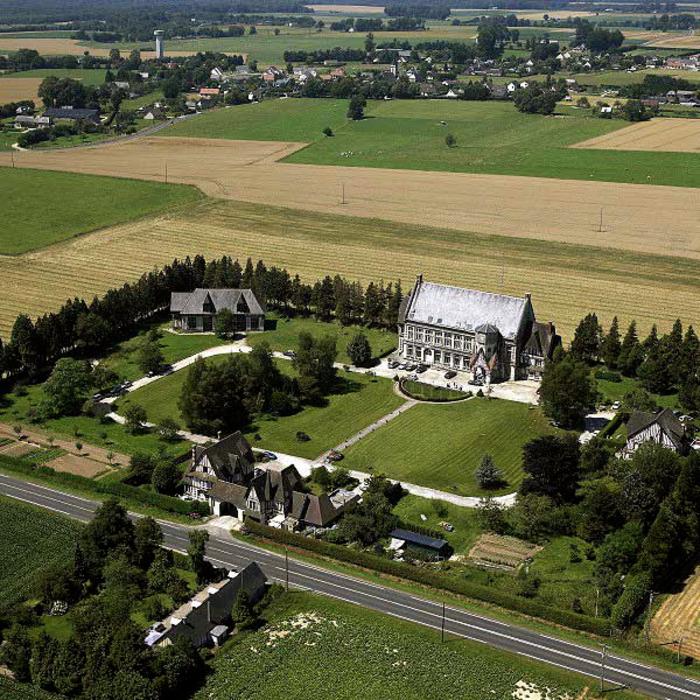 Journées du patrimoine 2019 - Exposition au Manoir de Bellevue - ancien émetteur de Radio Normandie