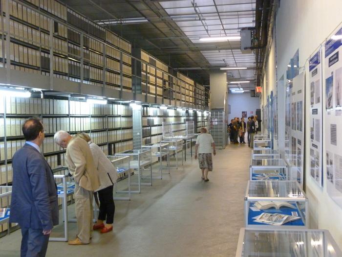 Journées du patrimoine 2019 - Ouverture au public du Centre des archives de l'armement et du personnel civil