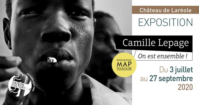 Camille Lepage – On est ensemble !