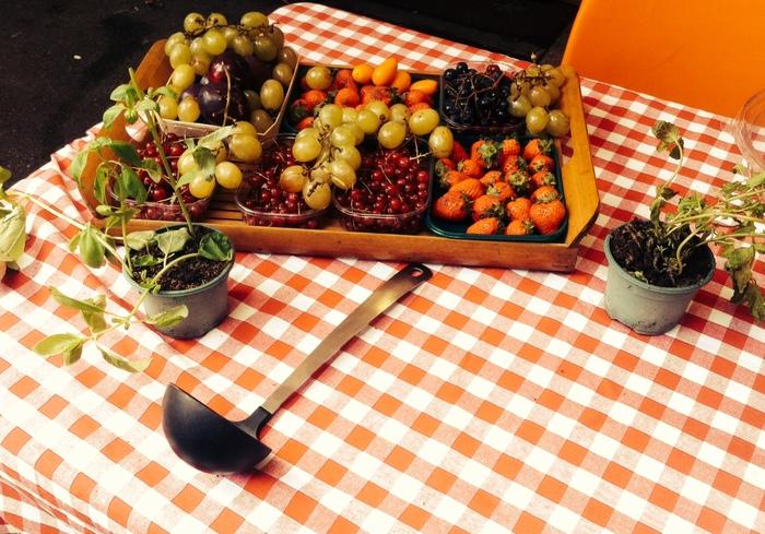 Cuisine de RU! et Plantes Sauvages