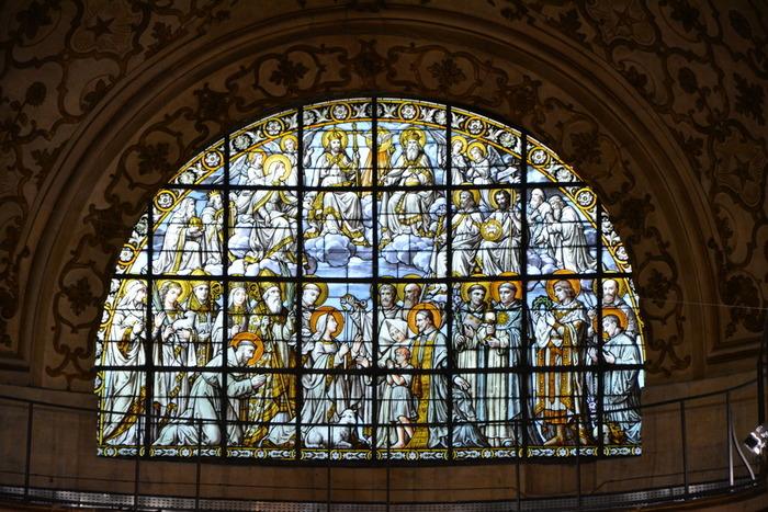 Journées du patrimoine 2019 - Visite libre de l'église Saint-Thomas-d'Aquin