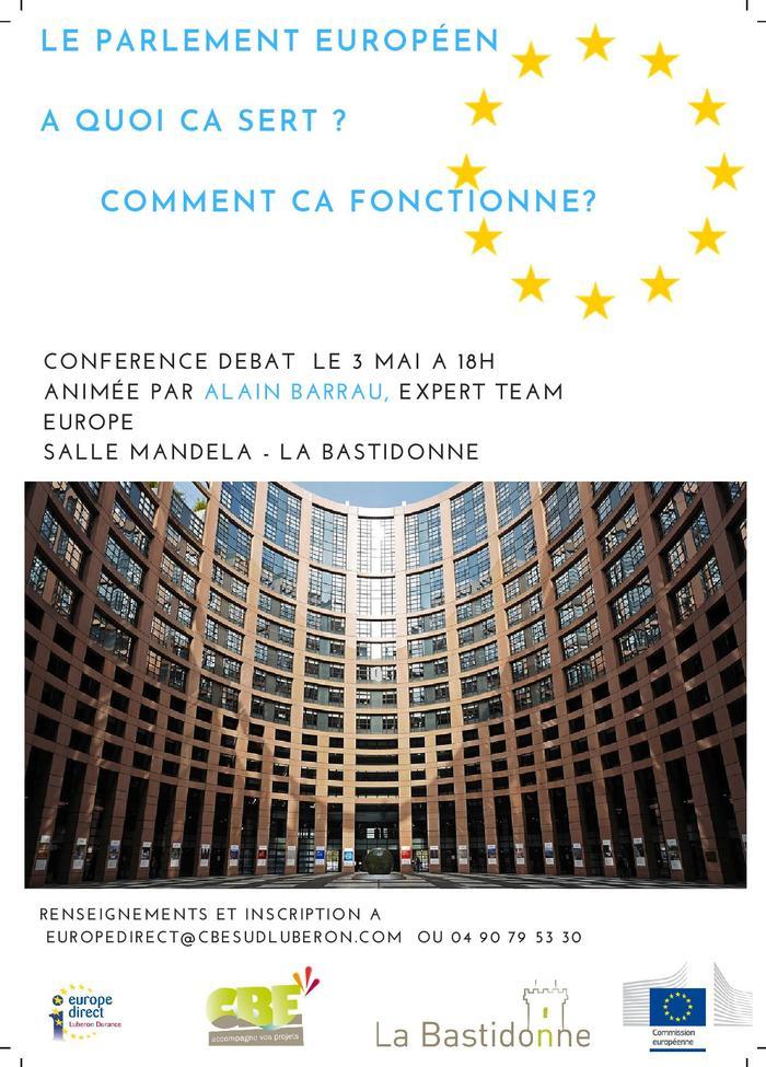 Le Parlement européen, à quoi ca sert? Comment ca marche ?
