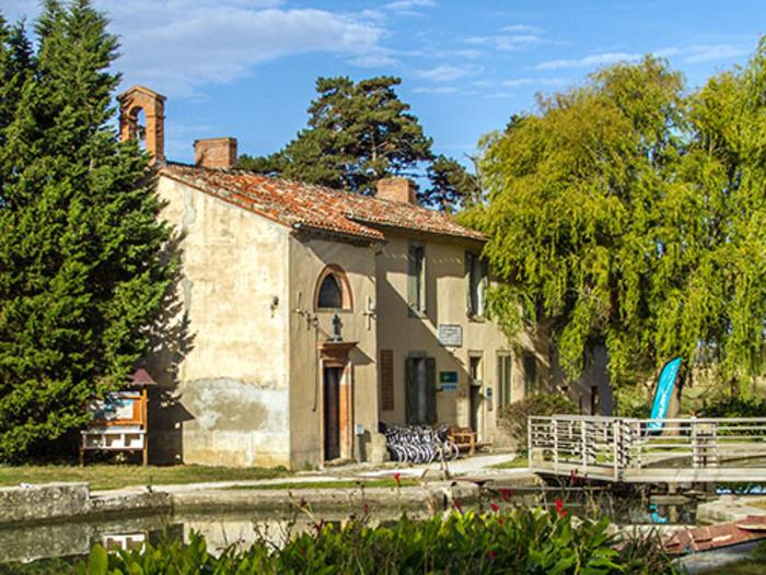 Journées du patrimoine 2019 - Visite libre de la chapelle du canal