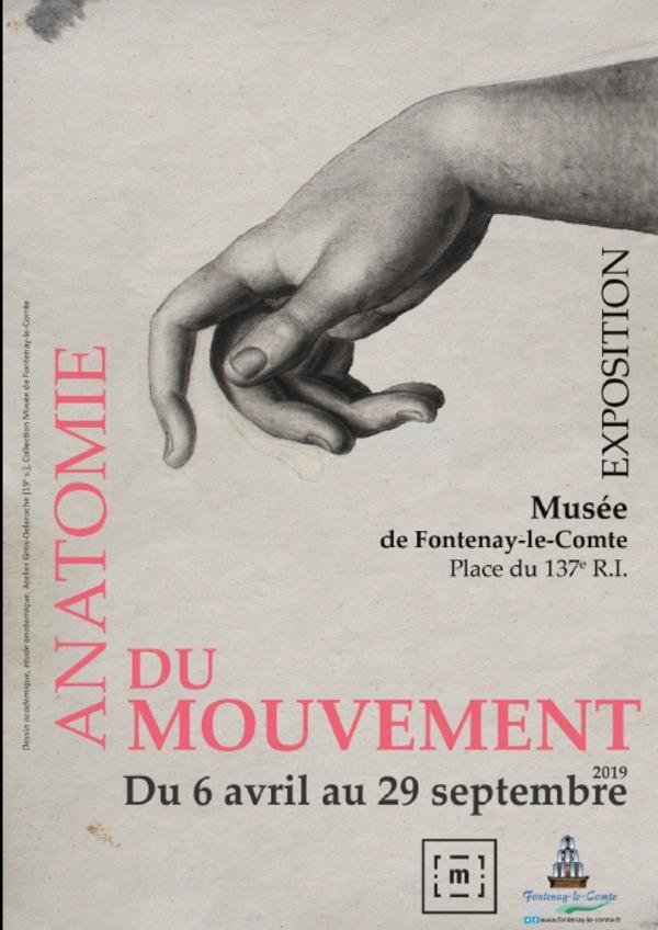 Nuit des musées 2019 -Anatomie du Mouvement