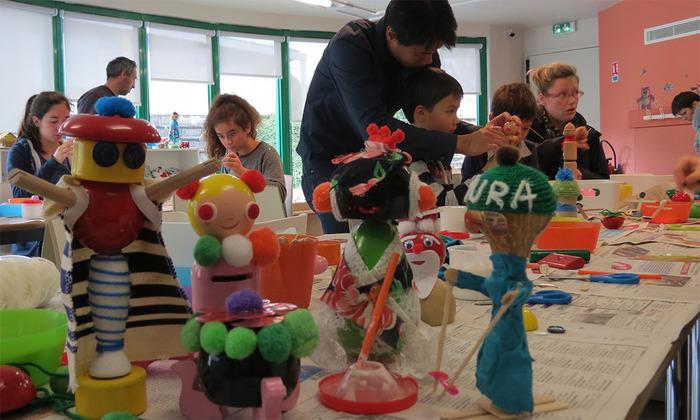 Nuit des musées 2019 -Fabrik'à jouets