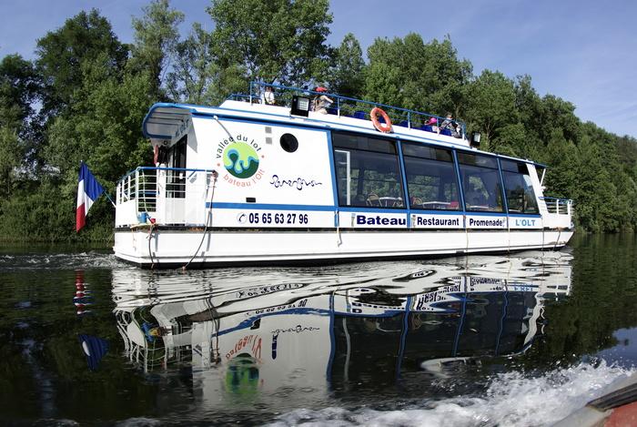 Journées du patrimoine 2020 - Croisière-Conférence sur la navigabilité sur le Lot