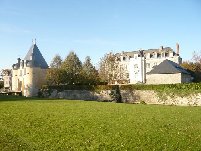 Journées du patrimoine 2020 - Visite d'un château de famille guidée par le propriétaire