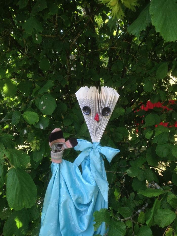 Journées du patrimoine 2019 - Atelier : Marionnette livresque! Tête de livre, Tête en livre…