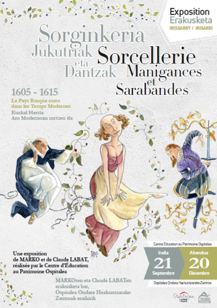 Journées du patrimoine 2019 - Exposition « Sorcellerie, Manigances et Sarabandes »