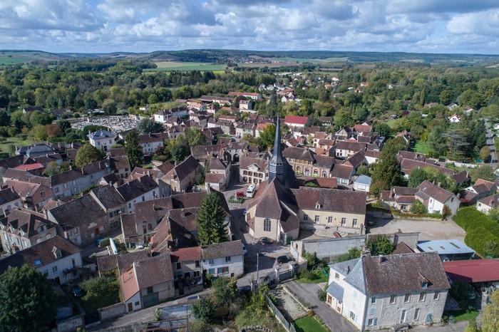 Journées du patrimoine 2020 - Visite libre de l'église Saint-Loup de Cézy
