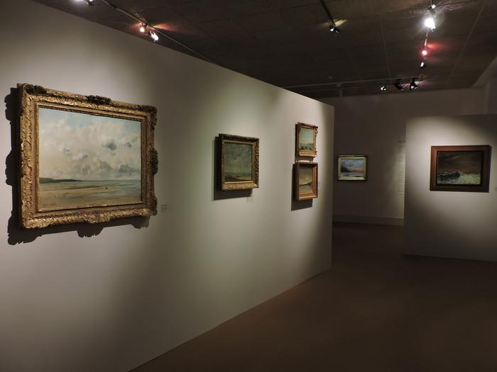 Journées du patrimoine 2019 - Exposition Courbet, paysages de mer