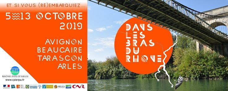 Le CPIE Rhône Pays d'Arles nous invite à voir le fleuve autrement.