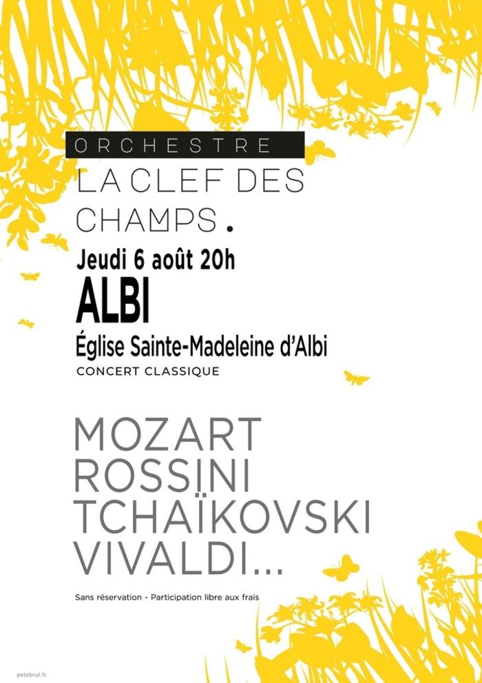 Mozart Rossini Vivaldi Tchaikovski