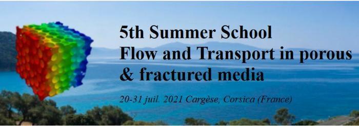 Ecole d'été de Cargèse