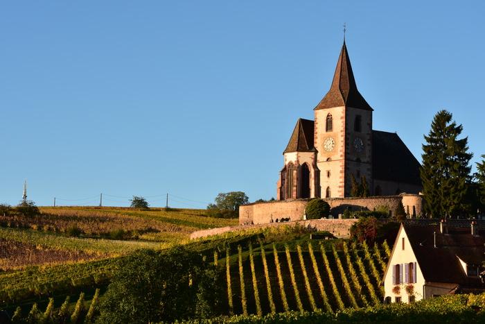 Journées du patrimoine 2019 - Visites guidées de l'église Saint-Jacques