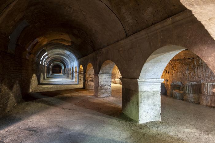 Journées du patrimoine 2020 - Annulé | Les Cryptoportiques -  Arles