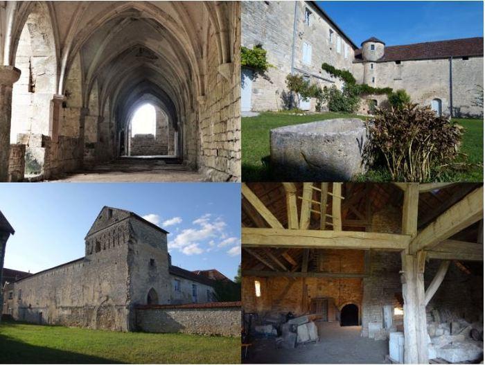Journées du patrimoine 2019 - Visites du Couvent des Augustins de Champlitte