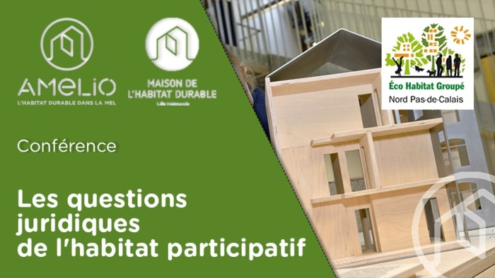 Annulé | Les questions juridiques de l'habitat participatif