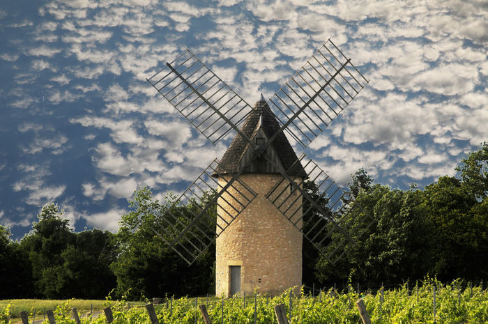 Journées du patrimoine 2020 - Visite commentée du moulin à vent en fonctionnement