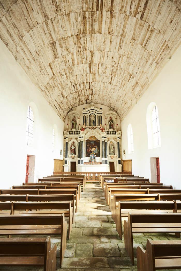 Journées du patrimoine 2020 - Visite de la chapelle Saint-Quirin