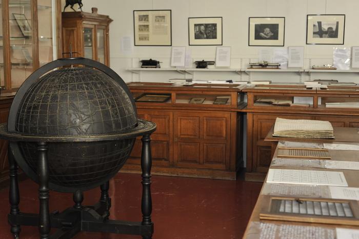 Journées du patrimoine 2019 - Visite du musée Valentin Haüy