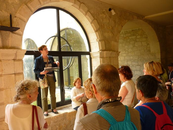 Journées du patrimoine 2020 - Visite de la chapelle et du cloître