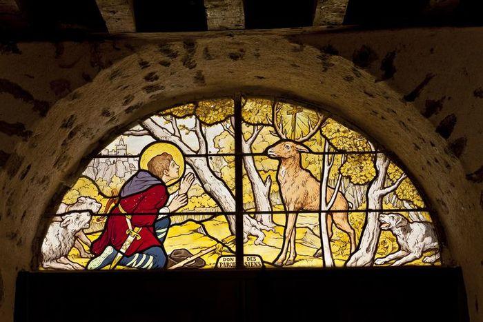 Journées du patrimoine 2019 - Visite de l'église d'Aigné