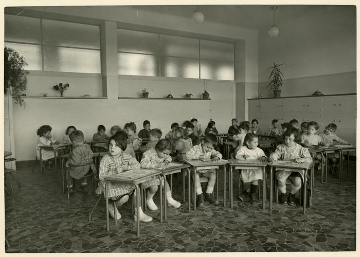 Journées du patrimoine 2020 - L'école moderne