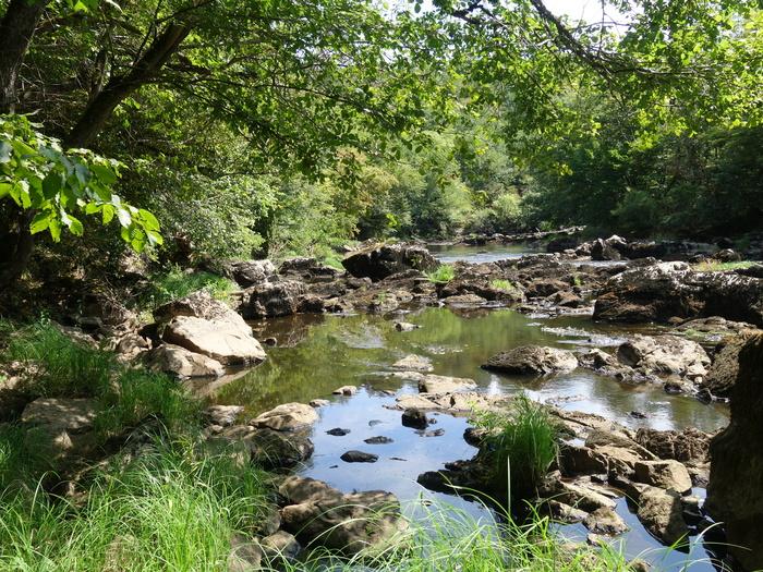 Journées du patrimoine 2019 - Les gorges du Cher du barrage de Prat à Rochebut
