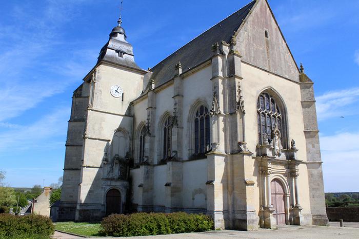 Journées du patrimoine 2020 - Visite guidée de l'abbatiale Sainte-Opportune d'Almenêches