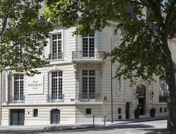 Nuit des musées 2019 -Visite libre du Musée Yves Saint Laurent Paris