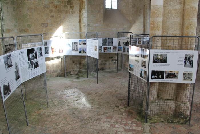 Journées du patrimoine 2019 - Exposition sur l'historique des travaux de restauration