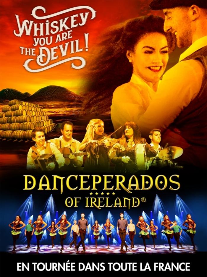 [ANNULE]  <strike>Danceperados of Ireland<strike>