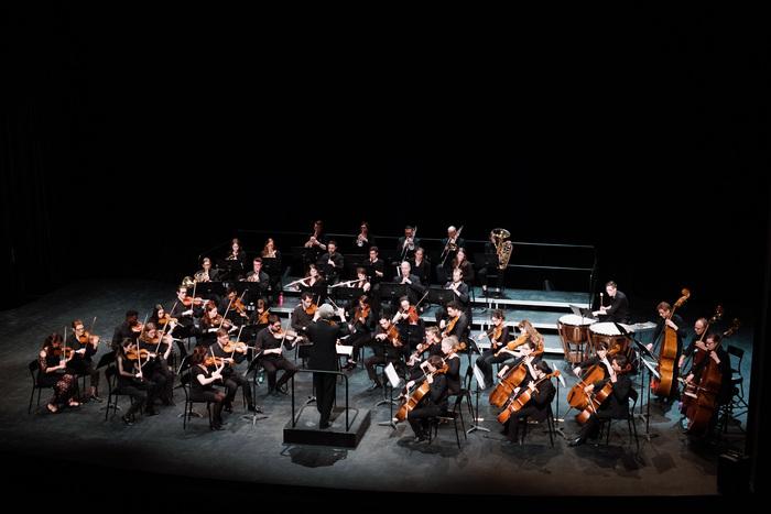 Journées du patrimoine 2019 - Répétition ouverte de l'orchestre symphonique de l'Université Paris Nanterre
