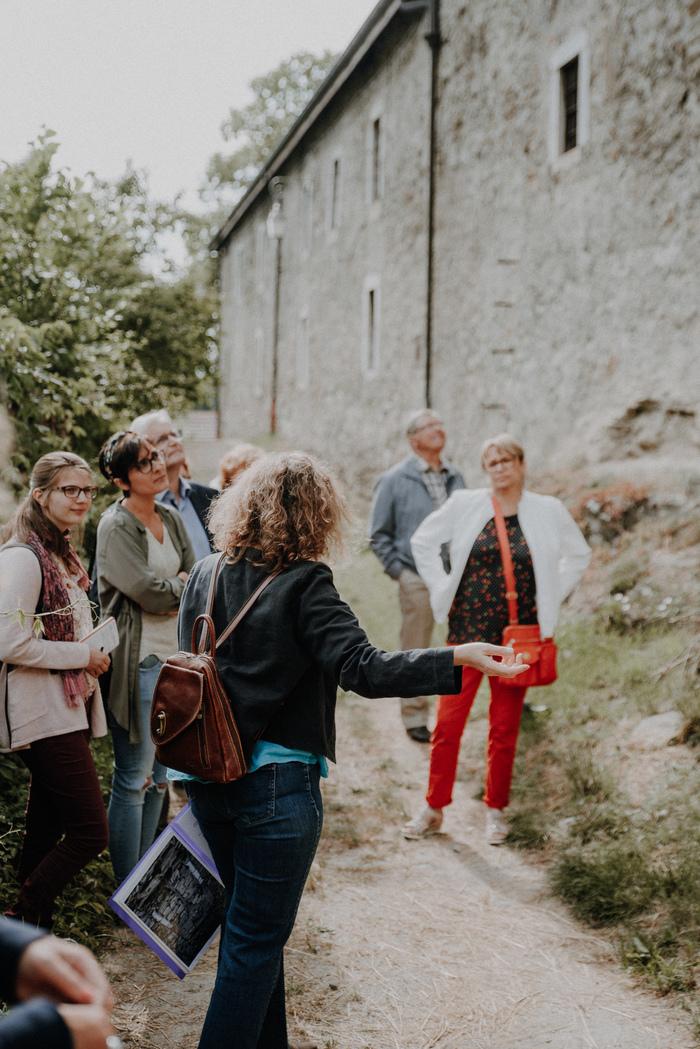 Journées du patrimoine 2020 - Visite Guidée « Un p'tit tour du Château »