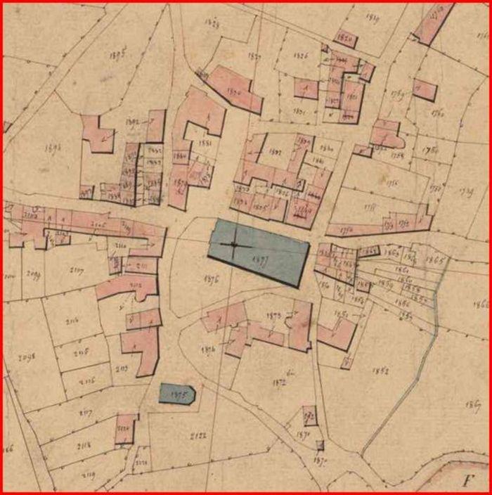Journées du patrimoine 2020 - Mairie de Guémené-Penfao : présentation du cadastre Napoléonien