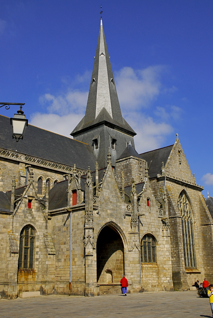 Journées du patrimoine 2020 - Visite La collégiale Saint-Aubin