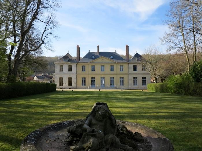 Journées du patrimoine 2020 - Visite guidée des extérieurs et du jardin du château de Couvicourt