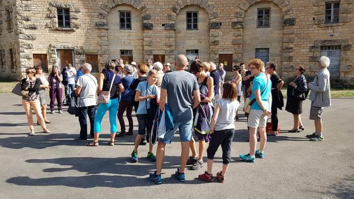 Journées du patrimoine 2020 - Visite commentée du site des Forges de Baignes, site appartenant au Département de la Haute-Saône