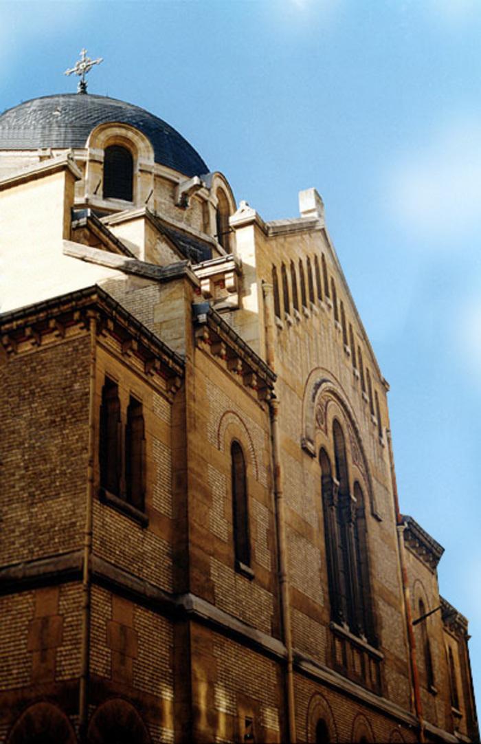 Journées du patrimoine 2020 - Visite guidée de l'Eglise grecque orthodoxe Saint Stéphane